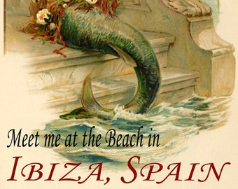 Ibiza poster | Etsy