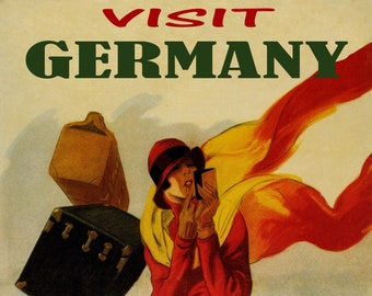 Kaunas Lithuania Baltic Sea Europe Travel Tourism Vintage Poster Repro FREE S//H