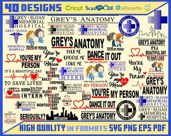 d88aa5f703e Grey's anatomy svg,Greys anatomy svg,Greys anatomy quotes svg,Grey's anatomy  digital,Greys anatomy png,Tv show svg,Youa are my person svg