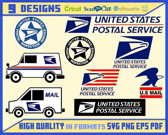 USPS svg,United States Postal Service svg,Postal truck svg,USPS truck  svg,usps vector,Postal svg,USPS life svg,Mail svg,svg files for cricut