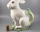 Pizzato Hand Made in Italy Rabbit Pitcher