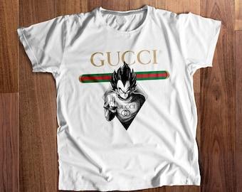 8827e607d042 Gucci shirt, Gucci Vegeta Shirt, Gucci T-shirt, Gucci Inspired tshirt,  Gucci gift, Hypebeast shirt, Birthday gift, gucci t shirt, DBZ shirt