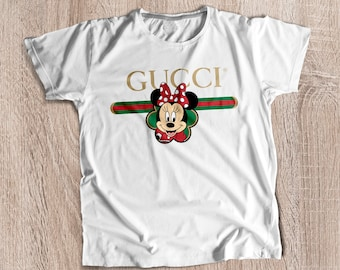 cd8e1356c Gucci shirt, Gucci Disney Heroes Shirt, Disney shirt, Mickey Mouse shirt, Minnie  Mouse Shirt, Gucci gift, Hypebeast shirt, Disney Trip shirt