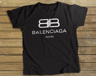 84b57e9c5660 Balenciaga shirt, Balenciaga Logo Shirt, Balenciaga T-shirt, Balenciaga  Inspired t shirt, Hypebeast shirt, Birthday gift, gucci shirt