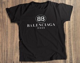 cd6949f691d Balenciaga shirt, Balenciaga logo shirt, Balenciaga T-shirt, Balenciaga  geïnspireerd t-shirt, Hypebeast shirt, verjaardagscadeau, Gucci shirt