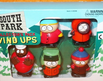 South Park Stan Collection Figure 1998 Comedy Central Boxed