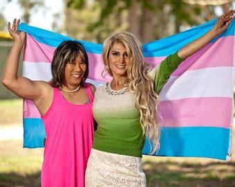 Trans Pride Flag 90x150