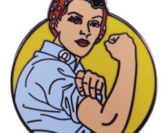 Pin's Empowerment - Feminist