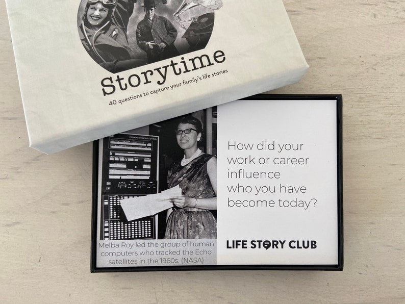 Storytime: Life Story Cards image 0