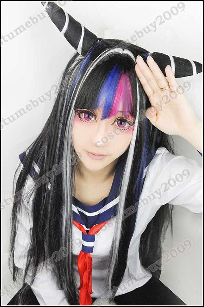 Super Dangan Ronpa 2 Danganronpa Ibuki Mioda Cosplay Costumes Suit Skirt Halloween For Women Custom Made