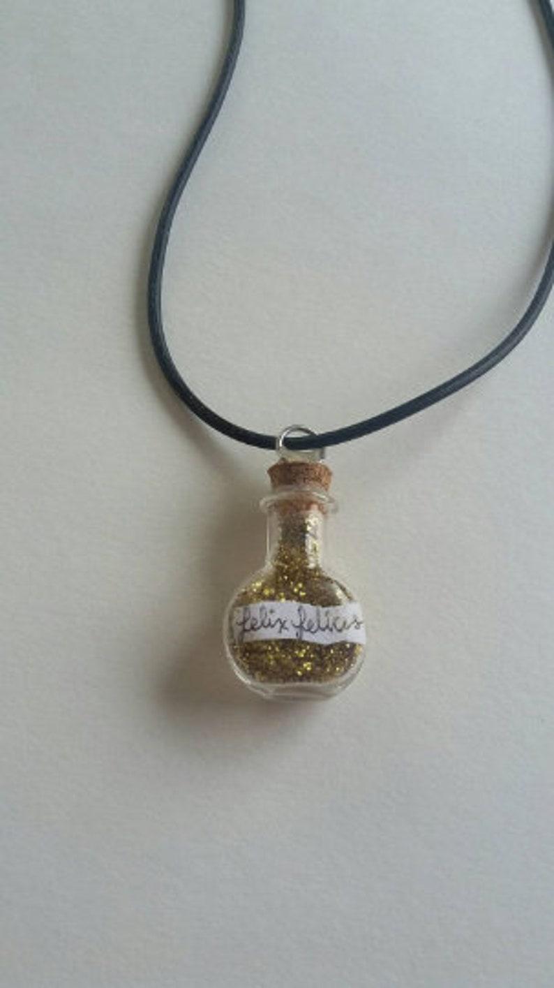 Potion Bottle Pendant