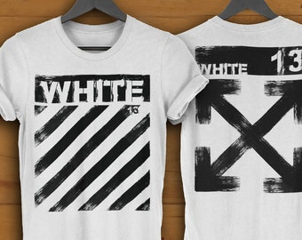 f53d356dc7d Off White shirt 13 Off-White T shirt OffWhite tshirt Off- White t-shirt,  Trending tee Trend Fashion outfit, Back print design, Short sleeve