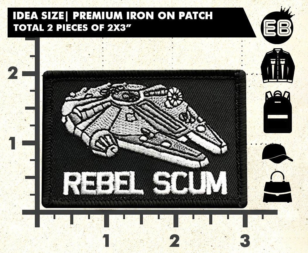 Beast Mode Off and On Funny Cool Morale Hook Loop Patch Embroidered Badge Dark