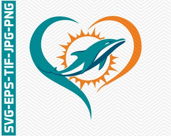 becea1b0 New miami dolphins logo png