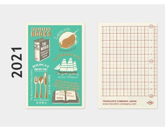 Pencil Board for Travelers Notebook Passport Size