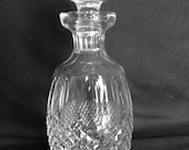 Waterford Crystal - COLLEEN SHORT STEM cut pattern - Spirit Decanter - 10 5 8 quot