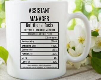 Manager mug | Etsy
