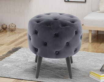 Dressing table stool | Etsy