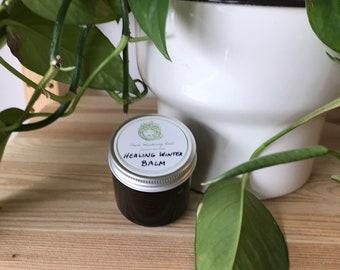 Body Balm - Beeswax Balm - Organic Skincare - Dry Skin - Vitamin C Balm - Hand Balm - Foot Balm - Lip Balm - Eczema - Rosehip Calendula