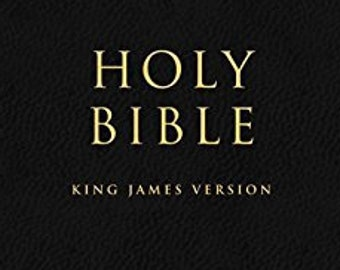 James king version | Etsy
