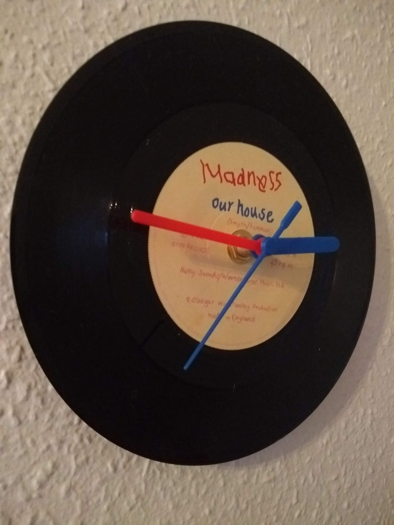 Record Clock - Our House Madness