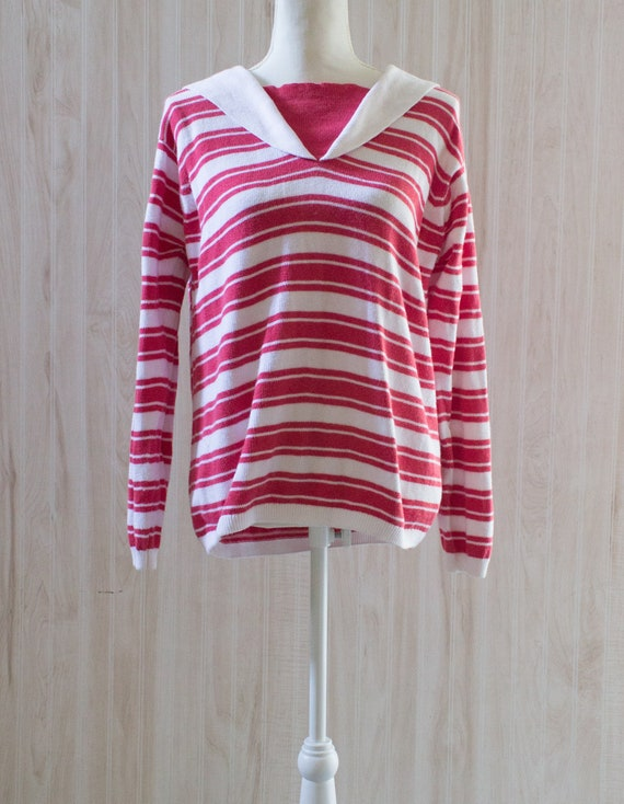 Vintage Laura Ashley Sailor Sweater