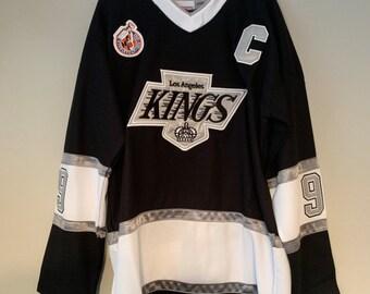 low priced 659b8 ba3d9 Wayne gretzky jersey | Etsy
