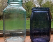 Jewel Toned Jars