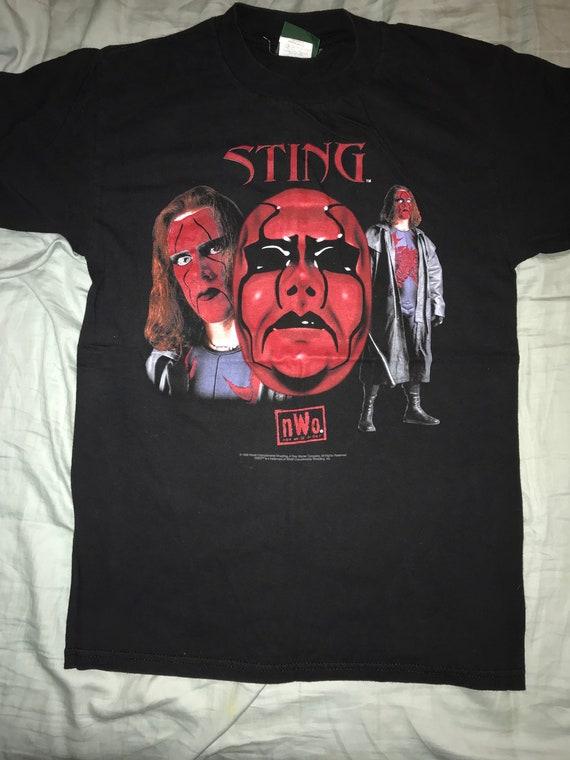 Vintage WCW/NWO Wolfpac Sting Shirt