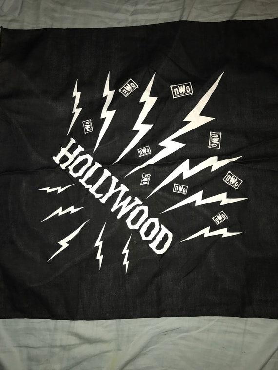Vintage Hollywood Hogan Bandana - image 1