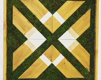 Modern Moss Art Maintenance Free Living Walls