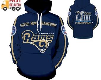 36a2e4c4 Rams sweatshirt | Etsy