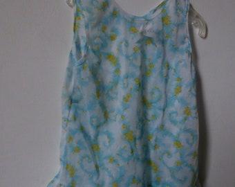 ea39d198a45 Robe déshabillé fond de robe bain de soleil 12 mois