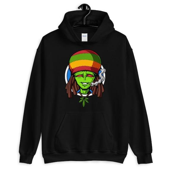 Mens Hoodies Rasta Ankh Funny Pullover Hooded Print Sweatshirt Jackets