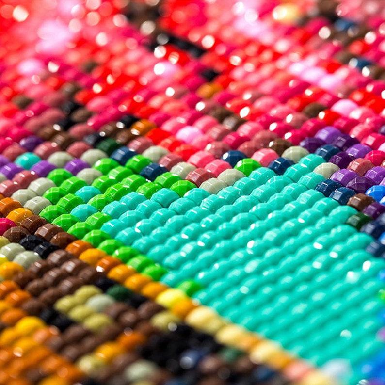 DIY handmade diamond painting cartoon diamond square diamond mosaic cross stitch home decoration painting