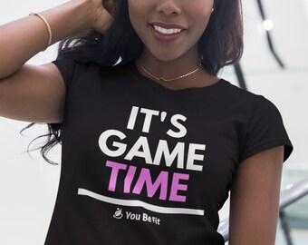 Motivation Short-Sleeve Unisex T-Shirt | It's Game Time
