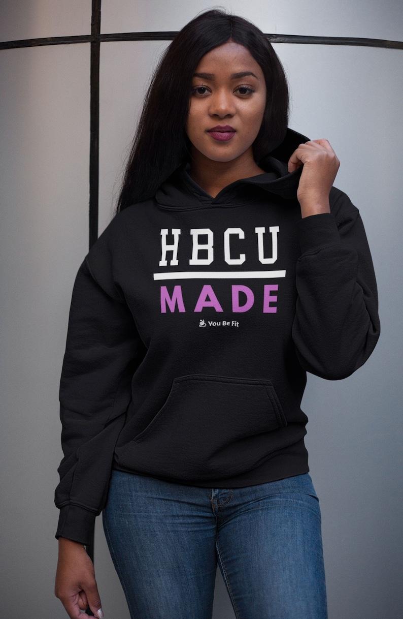 Motivation  Champion Hoodie  HBCU Made image 1
