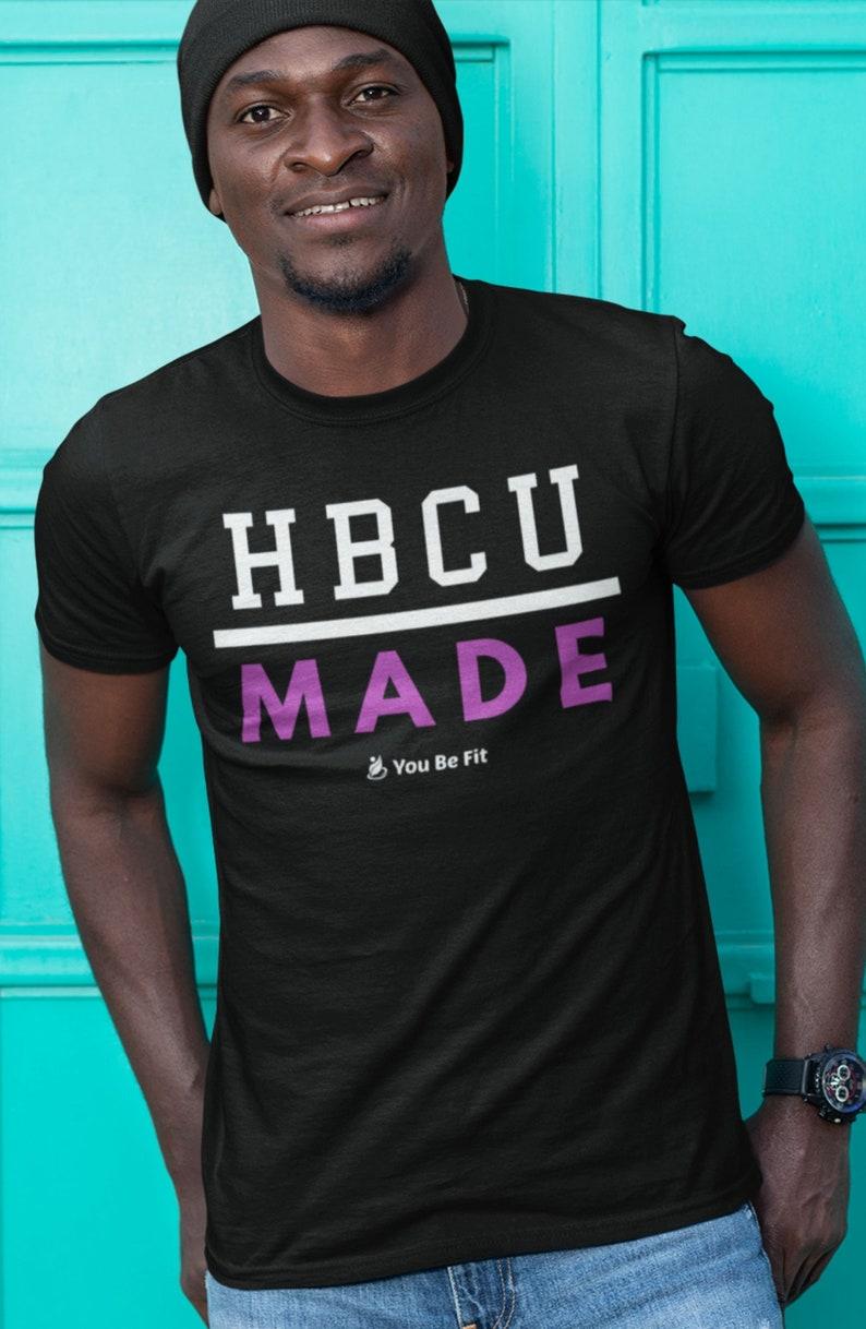 Motivation Short-Sleeve Unisex T-Shirt  HBCU Made image 1