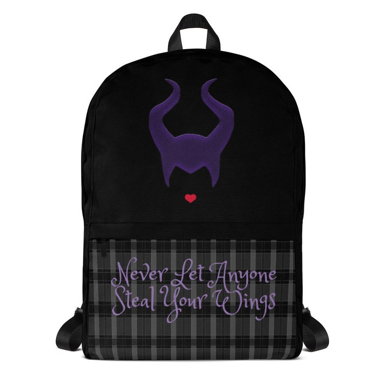Maleficent Backpack By Thirdeyeclothier
