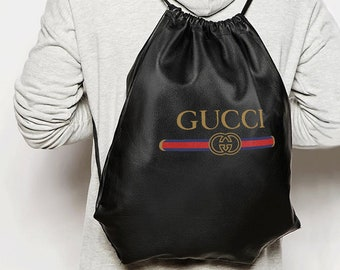 3ce3a7dd3e6946 Gucci Travel Bag Vintage Crossbody Bag Handbags Gucci Leather Bag Gucci  Backpack Unisex Shoulder Gucci Rucksack Waterproof Backpack MS0184
