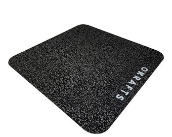 Rubber Mat for Balance Boarding