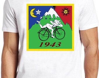 La vie derrière les barreaux Vélo Racer T-shirt femme vélo cyclisme drôle cadeau d/'anniversaire