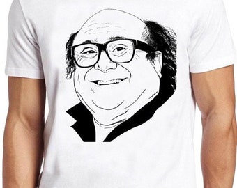 Danny Devito T Shirt Actor Film Movie American Usa Vintage Cool Gift Tee 175