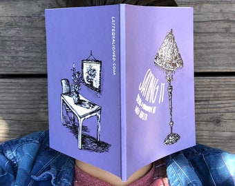 Saying It: Poems and Drawings