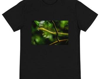 f0c6e256c0688b Sustainable T-Shirt (Green Snake)