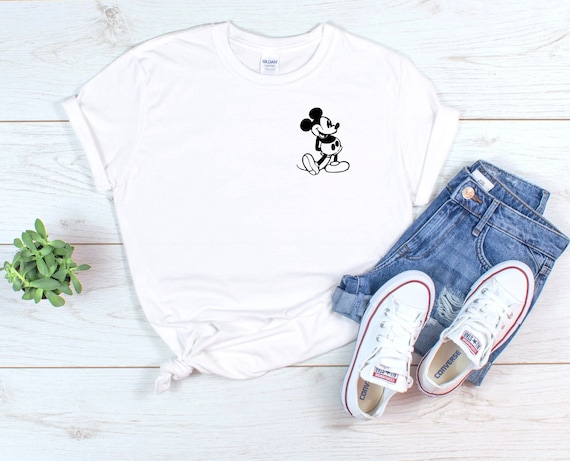 Mickey Mouse Shirt, Disneyland Shirt, Originaly Mickey Mouse Shirt by Etsy