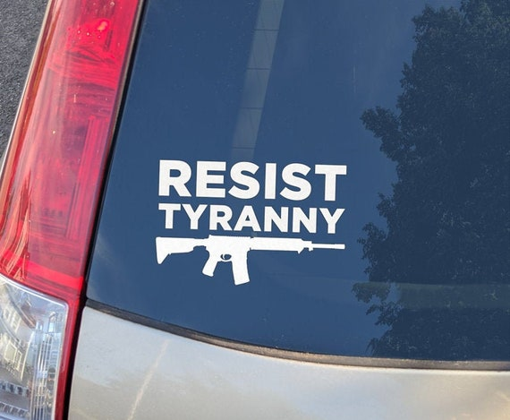 Anti Trump Bumper Sticker Decal Still with Her Sticker Resist 20 Pack DND