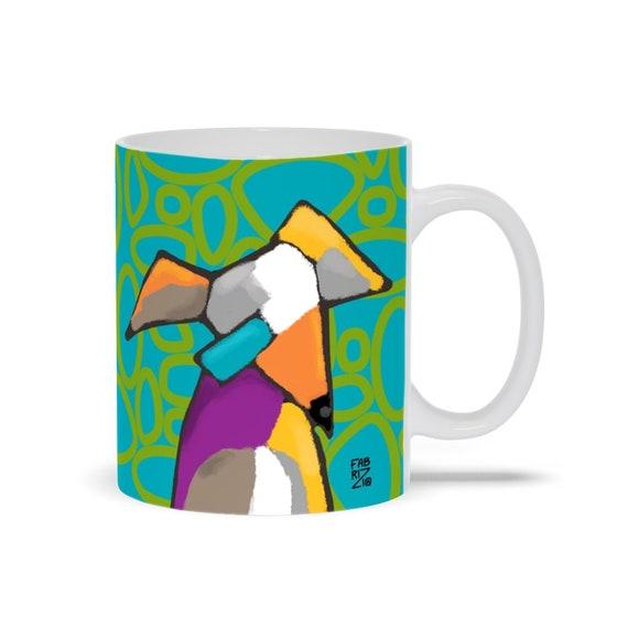 Bongo The Dog Mug