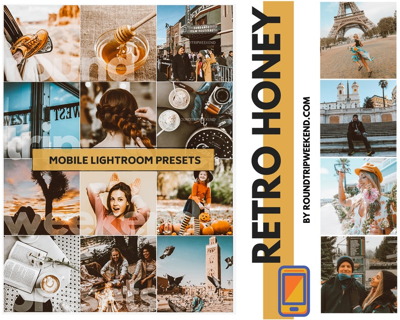 LIGHTROOM PRESETS MOBILE  for vintage look presets image 0