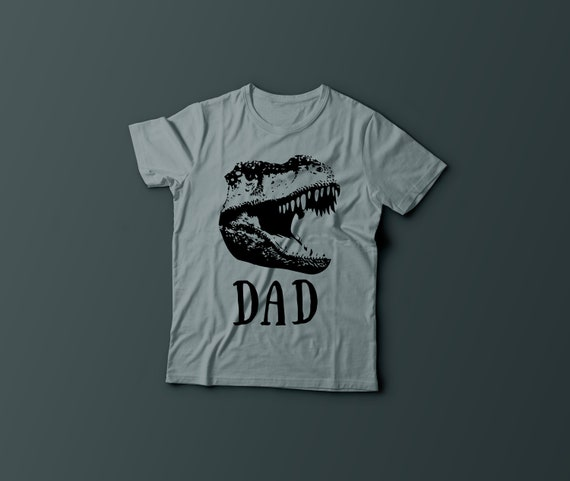 Dinosaur Dad Svg Fathers Day Svg Father Svg Daddy Svg Best Etsy